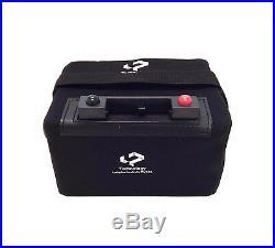 12V 24Ah LifePO4 Lithium Battery 20Ah 4 Electric Golf Buggy Trolley 36 Holes