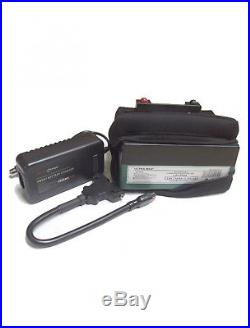12v 16ah, 18 Hole Lithium Golf Trolley Battery Fits Powakaddy With Bag/charger