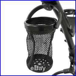 18 Hole Lithium Ben Sayers Electric Trolley & Free Accessories Worth Over £100