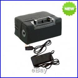18 ah / 27 Hole Lithium LiFePo4 Golf Trolley Battery with FULL 5 year Warranty