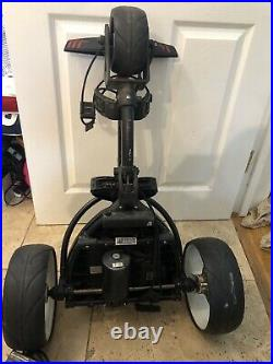 2015 Motocaddy S1 PRO Electric Golf Trolley, 18 Hole Lithium Battery, very good