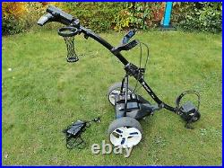 2015 Motocaddy S3 Pro Electric Golf Trolley / S-Ultra lithium battery + extras