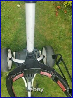 2016 Motocaddy S1 Electric Golf Trolley, EASILOCK, 18/27 Hole Lithium Battery