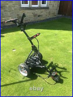 2016 Motocaddy S1 Electric Golf Trolley, EASILOCK, Lithium Battery, 3 accessories