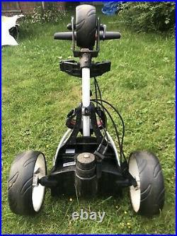 2016 Motocaddy S1 Electric Golf Trolley, EASILOCK, Lithium Battery, Very Good