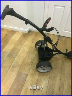 2017 Motocaddy S1 Electric Golf Trolley Brand New Lithium & Charger Inc