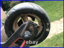2017 Motocaddy S1 Electric Golf Trolley, EASILOCK, Ultra Lithium battery, extras