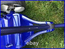 2018 Motocaddy S3 Pro Golf Trolley Ziegler Custom, Lithium Battery, Lots Extras