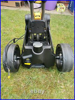 2019 PowaKaddy Compact C2i Electric Trolley, 18H Lithium Battery +extras, Superb
