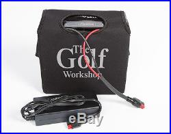 22AH Lithium Golf Battery Set suitable for Stewart Golf X Series trolleys