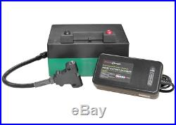 27 Hole 18A Lithium Golf Battery Set suitable for Stewart Golf X Series trolleys