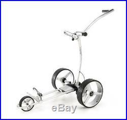 BeeGon Elektro-Golftrolley GT X400 Pro Lithium Silver Edition 14,4V/20AH Lith