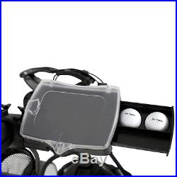 Ben Sayers Electric Golf Trolley +lithium Battery +£100 Free Accessories / Black