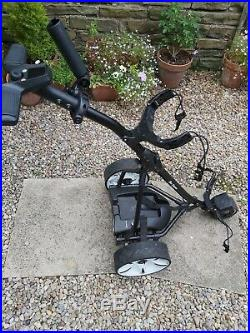 Ben Sayers Lithium Electric Golf Trolley
