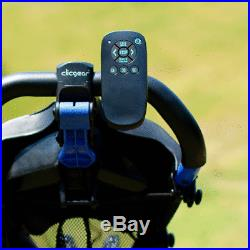 Club Booster Lithium Remote Control Golf Trolley Wheels For Clicgear 3.5+
