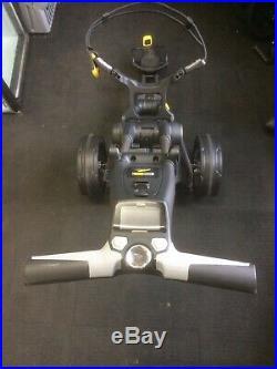 EX DEMO COMPACT C2i ELEC TROLLEY 36 HOLE LITHIUM BATT 2YR WARRANTY £469