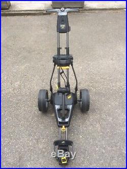 EX DEMO COMPACT C2i ELEC TROLLEY LITHIUM BATT 2YR WARRANTY £429 FANTASTIC VALUE