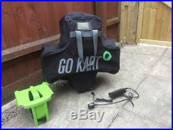 Electric Golf Trolley with Lithium Battery by GoKart