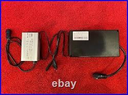 Elektrischer Golf Trolley mit Lithium Batterie / Neu / Aluminium in Schwarz