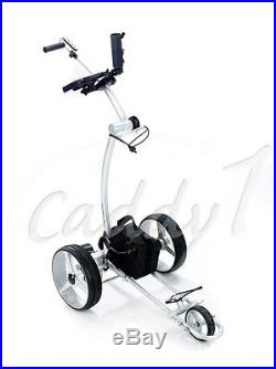 Elektro Golf Trolley CADDYONE 655 mit Funkfernbedienung und Lithium-Akku
