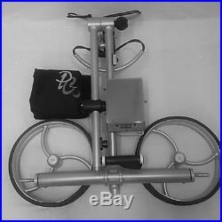 Elektro Golf Trolley PC 750 E Slim Line Easy Fold High Class-Lithium