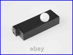 Emotion Aluminium Elektrotrolley 3-Rad Schwarz Sensorgriff Lithium-Mangan-Akku