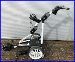 Ex-Rental Powakaddy FW5s GPS Lithium Electric Trolley