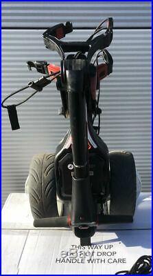 Ex-rental 2018 Motocaddy M1 Lithium Electric Trolley
