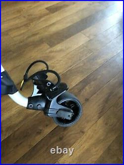 FW5S GPS powakaddy electric golf trolley lithium Battery 36 Hole