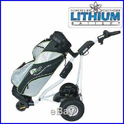 Freedom T2 Electric Golf trolley with Lithium Battery