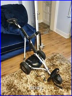 Freedom T2 Lithium Electric Golf Trolley. Excellent Condition