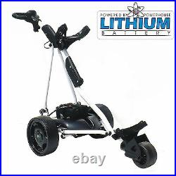 Freedom T2-S Electric Golf Trolley with Lithium Battery