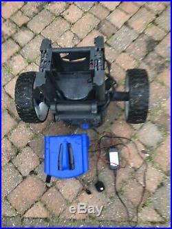 GoKart Automatic Golf Trolley Lithium Battery(+Dozen Golf Balls)- COLLECT ONLY