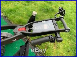GoKart Electric Trolley, 2018 Model 18 Hole Lithium Battery, 6 months old