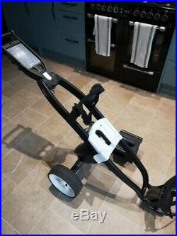 GoKart electric golf trolley 36 hole lithium battery