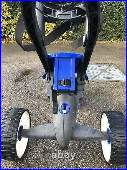 Go Kart Electric Golf trolley With 36 Hole Lithium Battery