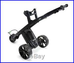 Go Kart MkII Golf Trolley with Automatic Speed Control 18 Hole Lithium Battery