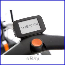 Golf Stream Vision Electric Golf Trolley +free Travel Cover -all Battery Options