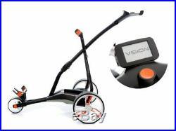 Golf Stream Vision Electric Trolley