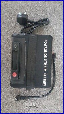 Golf Trolley Lithium Battery 16 Ah 12 V For Powakaddy Motocaddy 27 Hole