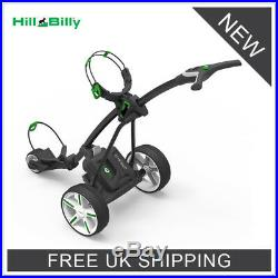Hillbilly'new 2019' 18 Hole Lithium Electric Golf Trolley Great Value
