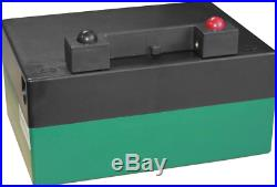 LITHIUM12V 16AH 27 Holes Golf Trolley Battery + Powakaddy Female T-Bar Connector