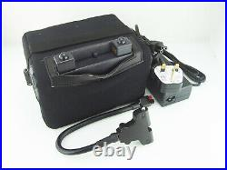 Lithium Golf Trolley Battery, 12v 16ah (18 hole) with T-Bar lead & charger