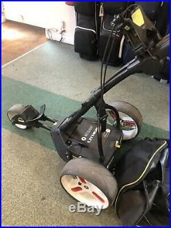 M1 Pro 36 Hole Lithium Electric Trolley