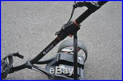 MOTOCADDY S1ELECTRIC GOLF TROLLEY WITH 36 HOLE LITHIUM BATTERY See New Inclus