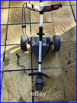 MOTOCADDY S1 PRO ELECTRIC GOLF TROLLEY 36 Hole Lithium Battery Plus Accessories