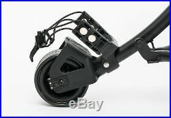 MUSTER Elektro Golf Trolley 12V / 200W Motor incl. Lithium-Akku 36+ (24Ah)