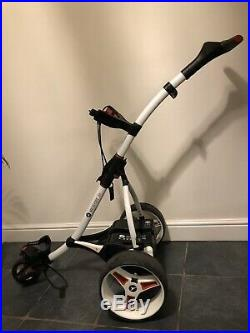 Motacaddy S1 Electric Trolley with Lithium Battery