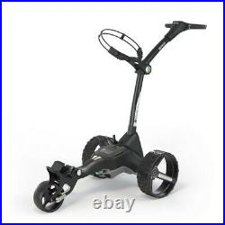 MotoCaddy M-Tech Electric Golf Trolley with Lithium Battery Ultra Black 2020