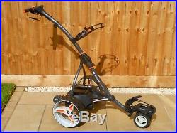 Motocaddy 2017 S7 Remote Electric Golf Trolley 36 Hole Lithium Battery